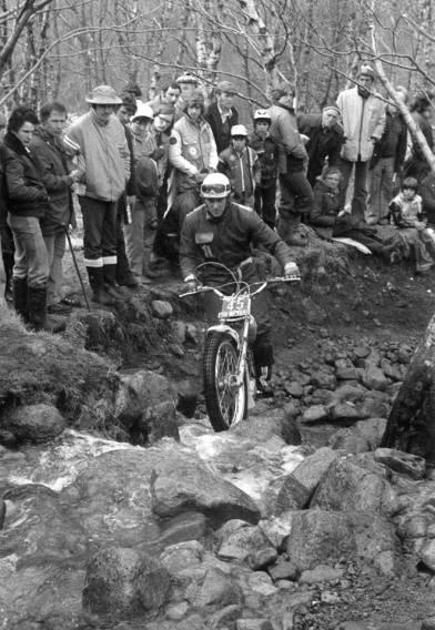1977 M Andrews Ben Nevis