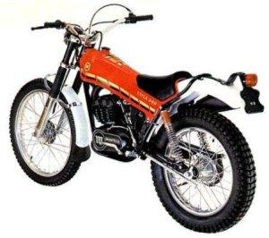 1980 Montesa 348