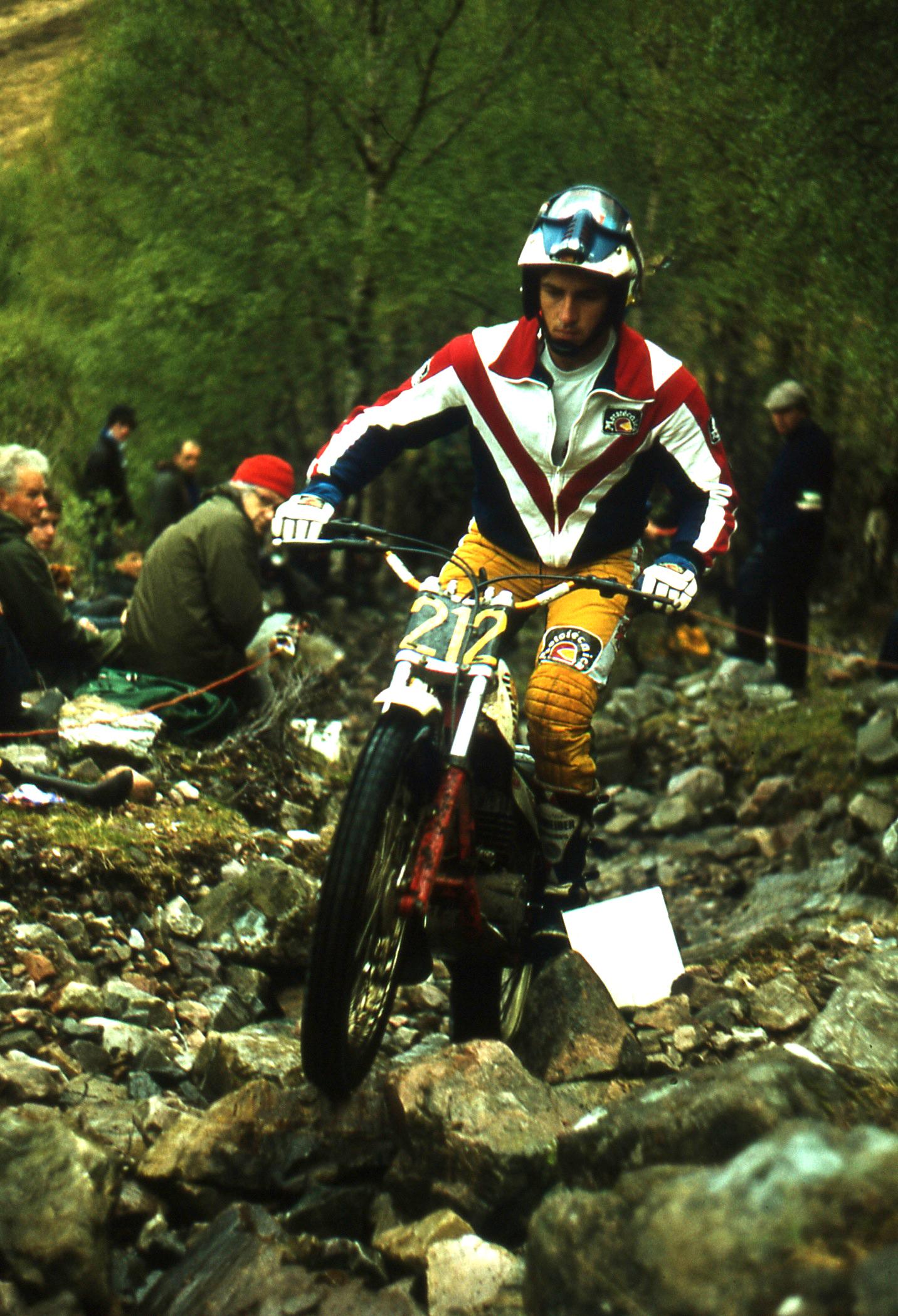 Josep Jo Montesa 1981 SSDT