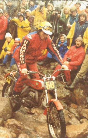 M Lampkin 1978
