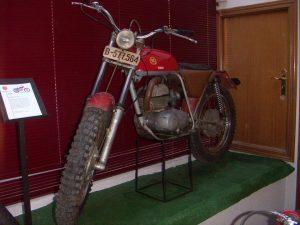 Montesa Cota Prototype