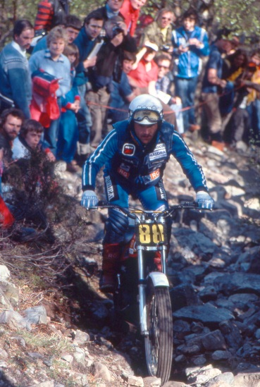 Yrjo Vesterinen 1980 Cnoa a Linnhe