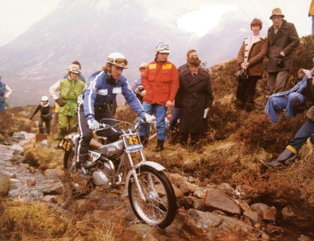 Mick Andrews 1977