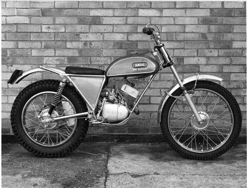 Gollner Yamaha 1971 1