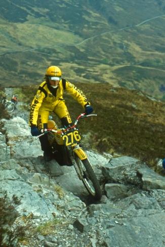 John Reynolds'80 Calliach
