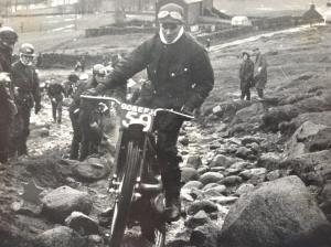 1964 - Blackie Holden at Achintee