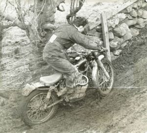 1964 - Cleveland National - Best Perf - Best 350 - One make team - E Yorks Rider - Middsb member