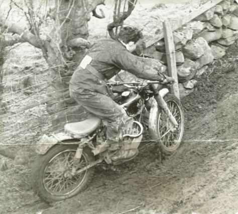 1964 - Cleveland National - Best Perf - Best 350 - One make team - E Yorks Rider - Middsb member