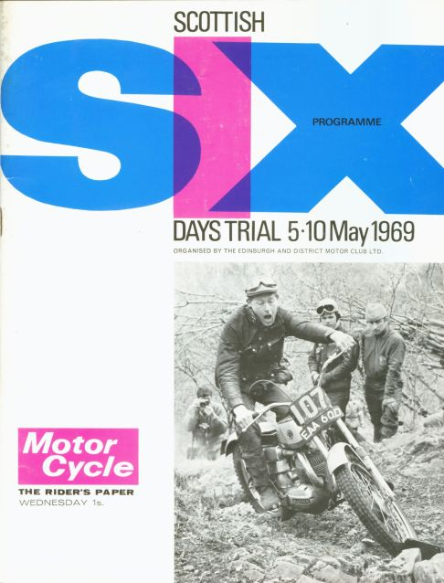 1969 programme front