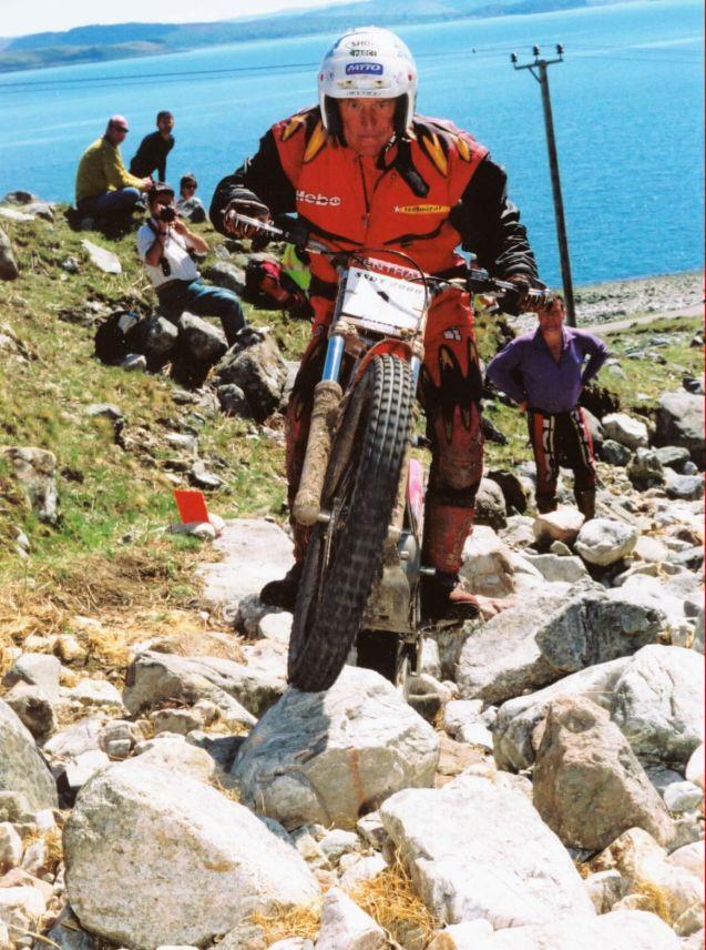 Mick Andrews - Gas Gas - SSDT 2000 - CJB