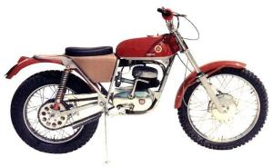 Montesa Trial prototype n1( 67)