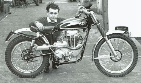 PCW AJS 1962