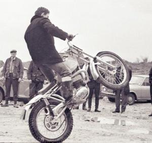 Rob Cotton - Wheelie