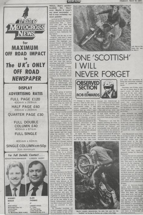 TMX 2nd edition 1977