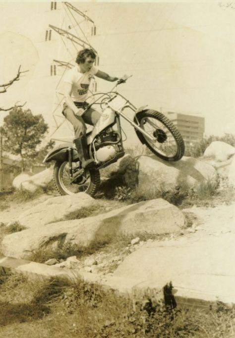 1976 - Honda Rob Shepherd - 2