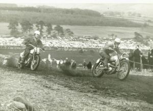 Cumberland GN 1961 - Ian Bell - Dave Bickers