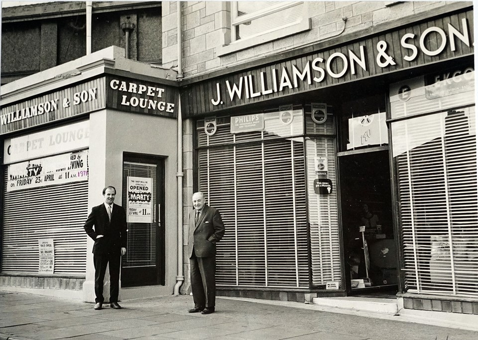 J Williamson and Son - Newtongrange 1971
