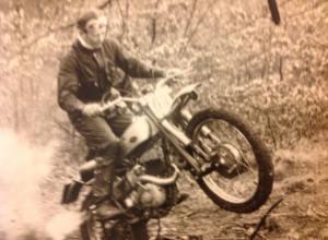 Derek bought this DOT in 1961