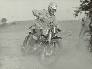John Davies BSA Gold Star 1959