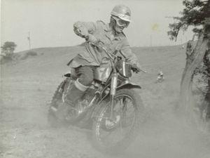 John Davies BSA Gold Star 1959