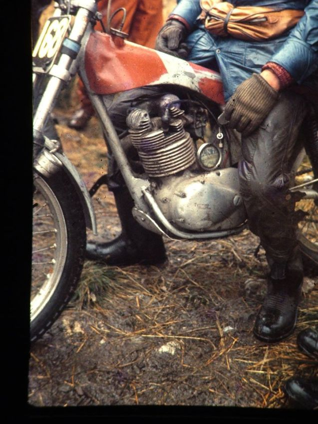 Paul Jackson Cub 1977 - JY