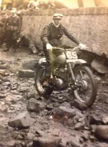 Culross, Fife in the 1965 Scottish Six Days
