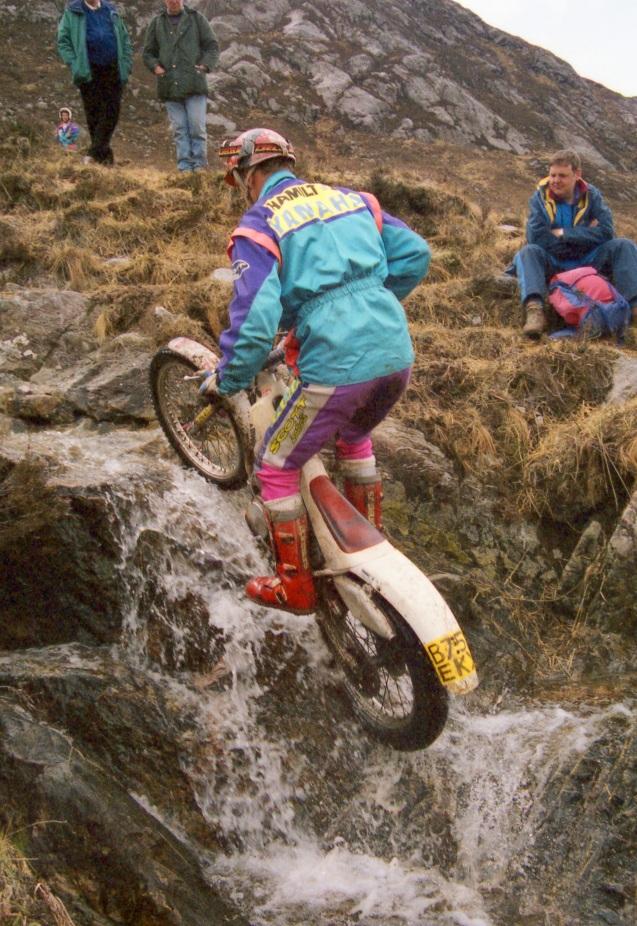 Dave Thorpe 1996 Blackwater