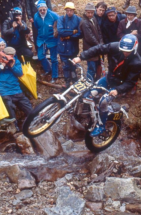 Eddy Lejeune'86 Lower Mamore
