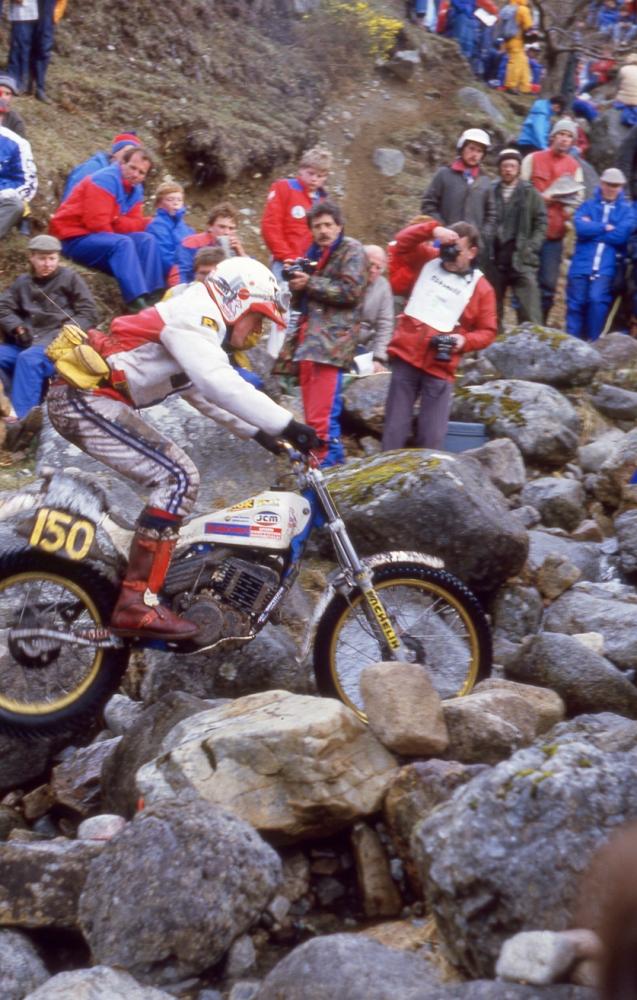 Glen Scholey'86Lagnaha