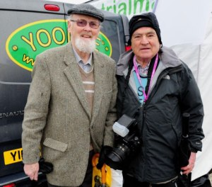Brian 'Nick' Nicolls & Eric Kitchen - Photo: John Hulme/Trial Mag