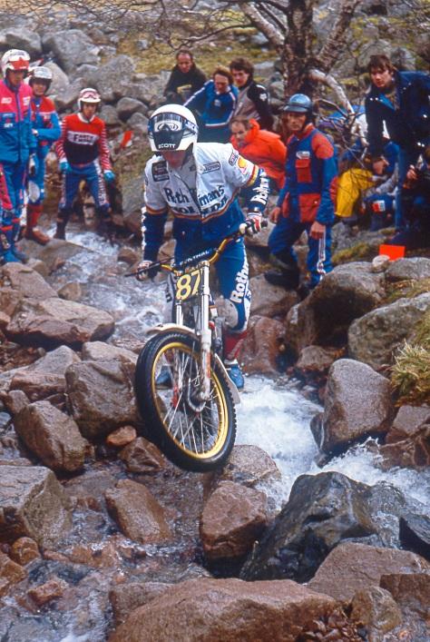 Steve Saunders'86