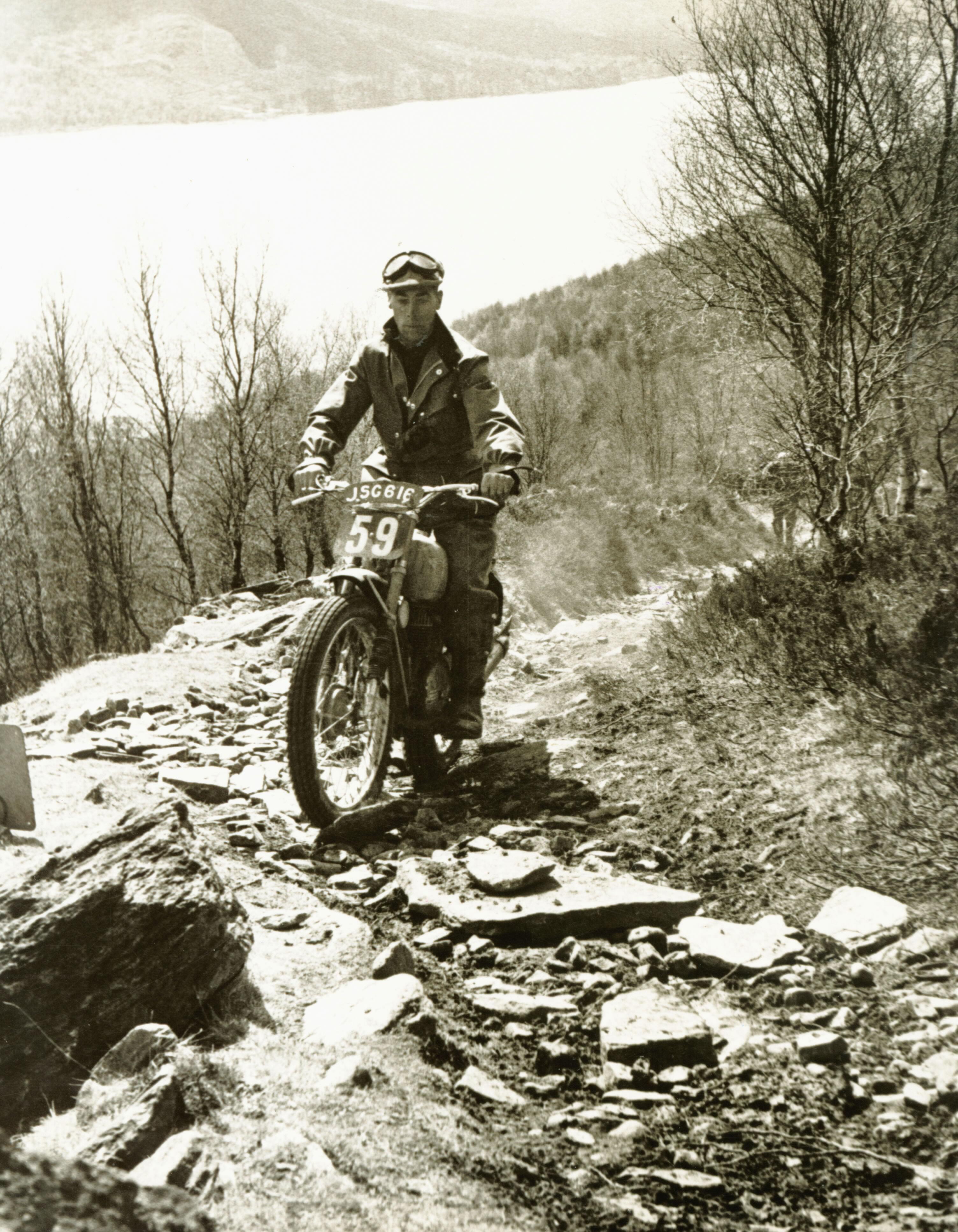 Kinloch Rannoch - 1953 SSDT - TR - Ray Biddle