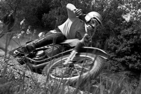 Ake Jonsson 1970 Maico
