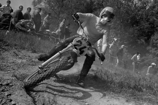 Bengt Aberg 1970 Czech GP