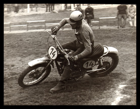 Keith Hickman BSA 1