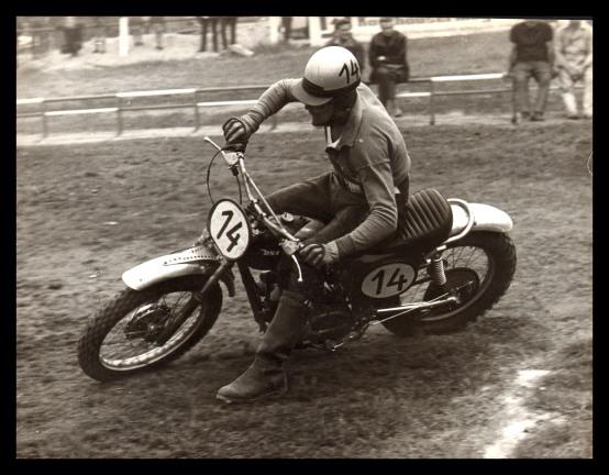 Keith Hickman BSA 1