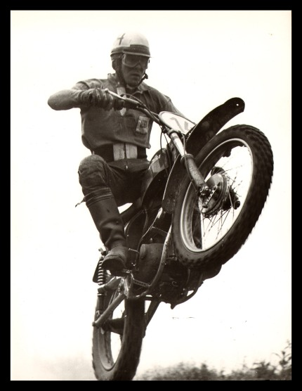 Keith Hickman BSA 2