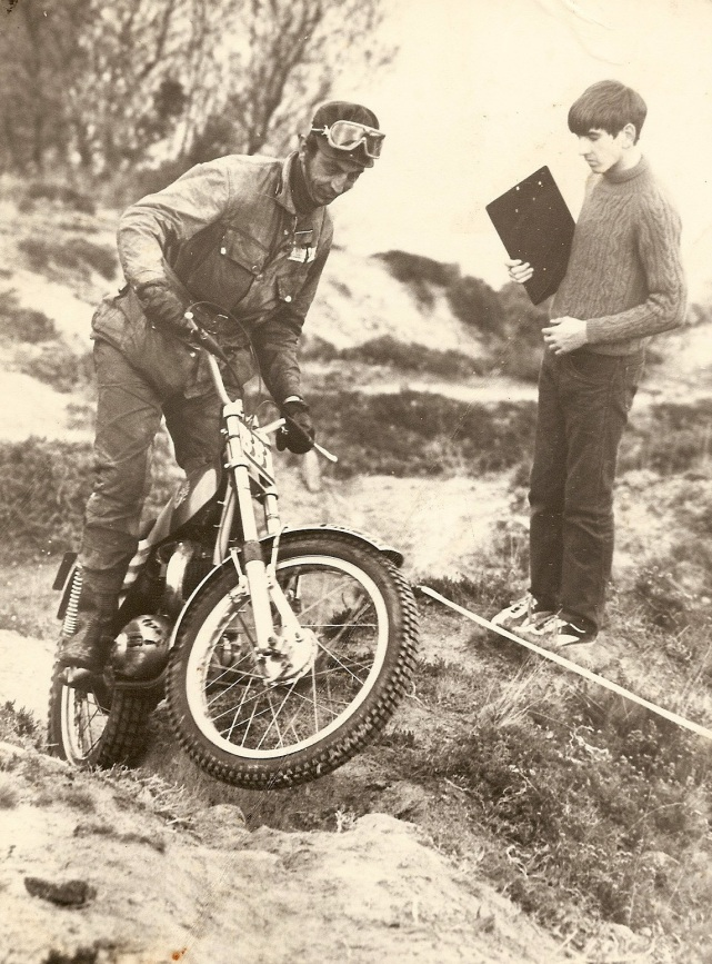 Colin Dommett - Bultaco