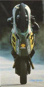 Dennis Ireland RG500 Suzuki