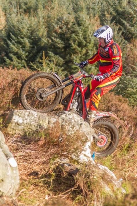 Glen Quinn - Thrunton Woods - Feb 2016 - JL