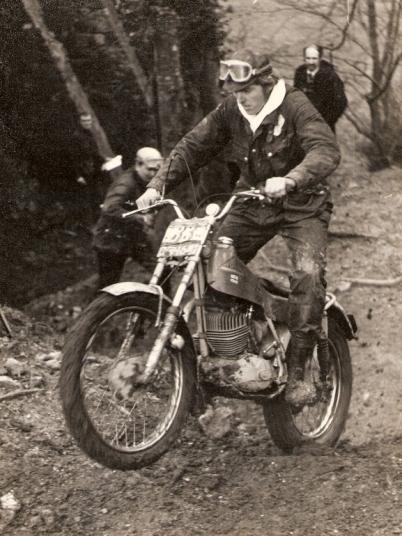John Luckett 220 Cotton 1970