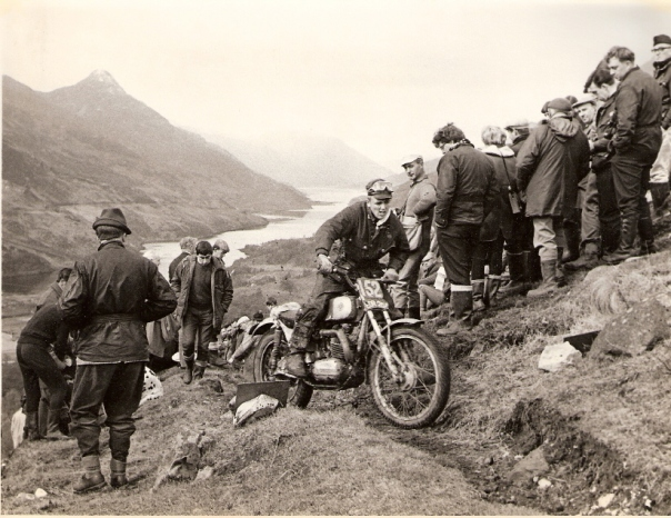 John Luckett (Bultaco) Grey Mares Ridge 1968 SSDT