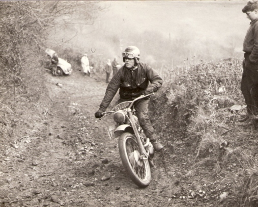 John Luckett Exeter Trial 1966