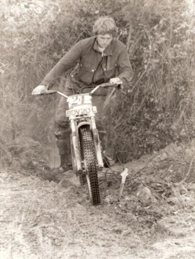John Luckett Ossa 1973