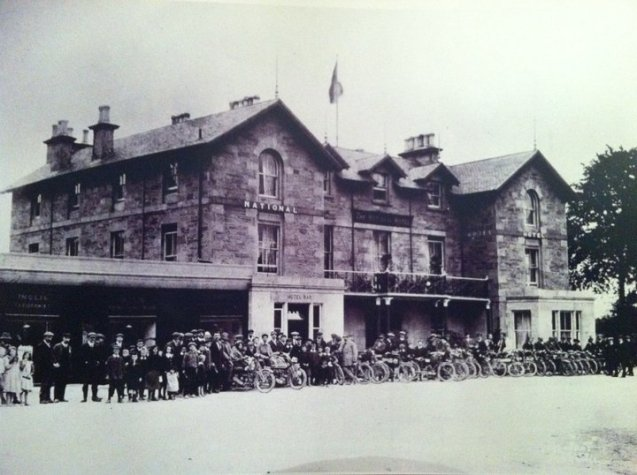 1911 - National Hotel - Dingwall - SSDT