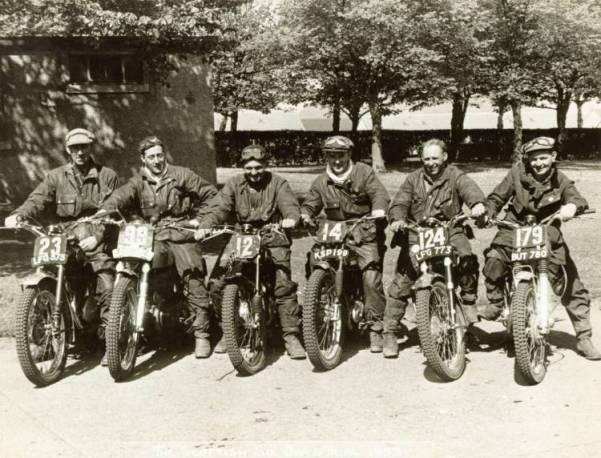 1953 - SSDT - Kirkcaldy Club - Ray Biddle - reduced