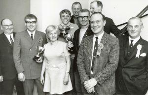 1969 Scotia Trophy winners - Sweden - SSDT