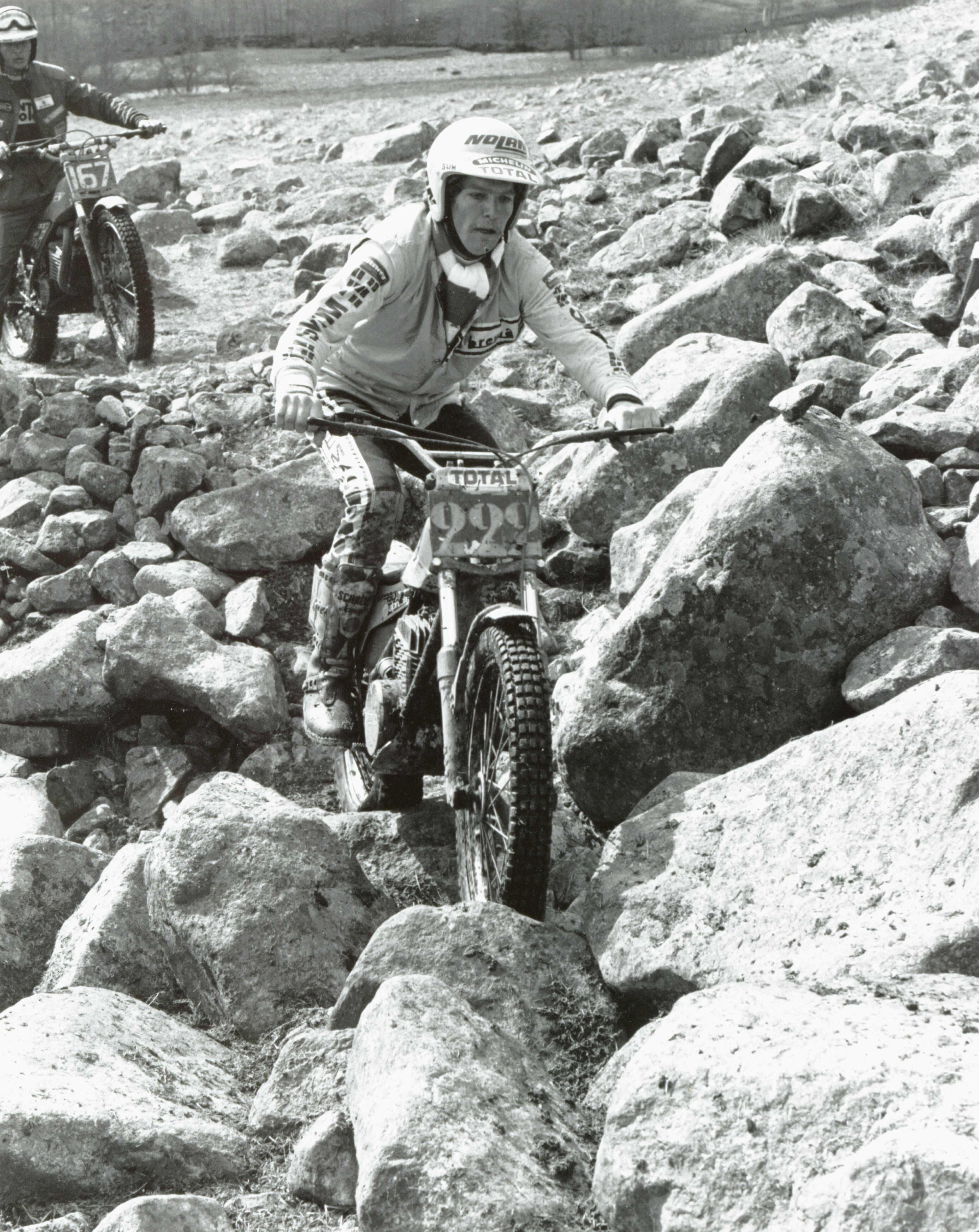 Bernie Schreiber - SWM - 1983 SSDT - JH