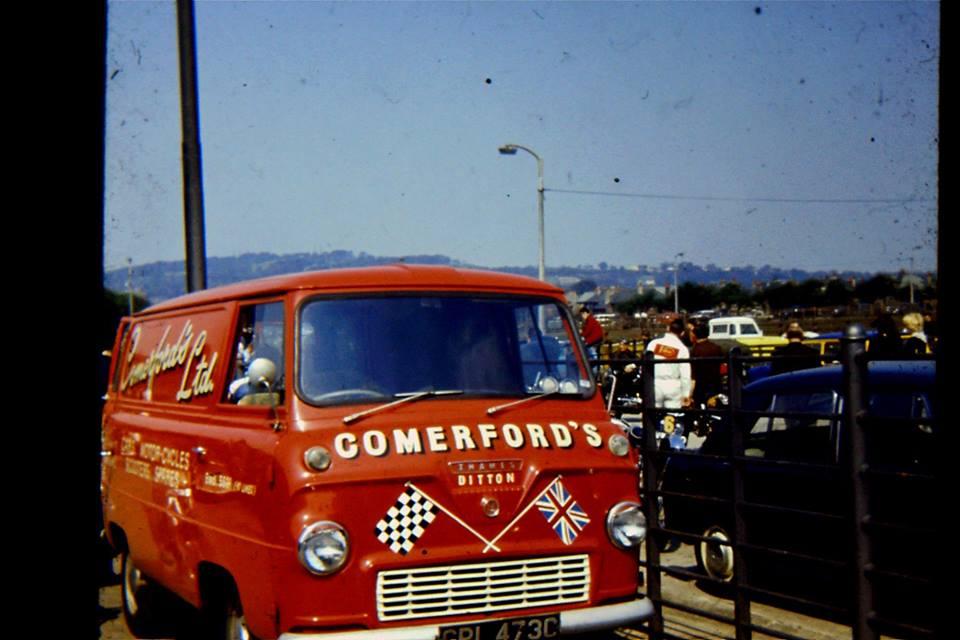 Comerfords 1965 SSDT - John Neaves