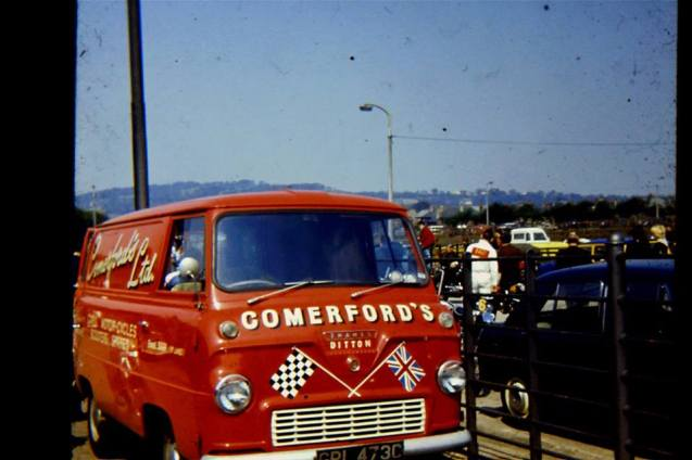 Comerfords 1965 SSDT - John Neaves